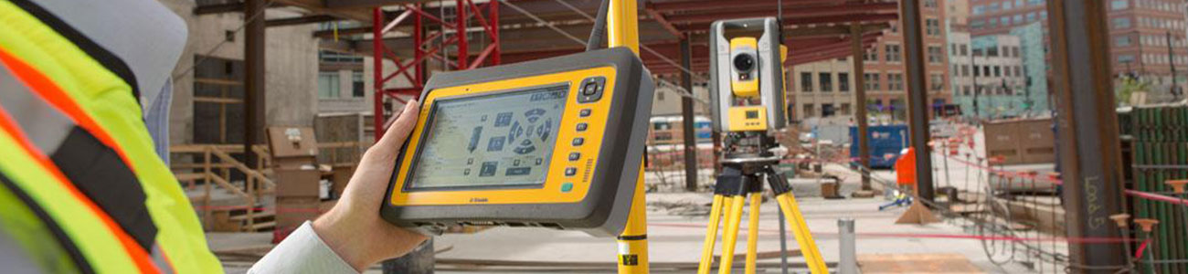 Total Stations- Auto lock and Robotic
