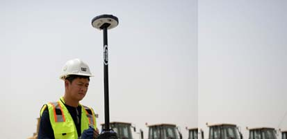 GPS / GNSS Surveying Systems