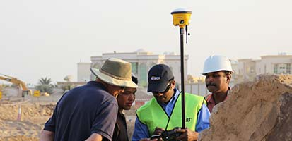 GPS Surveyor Training